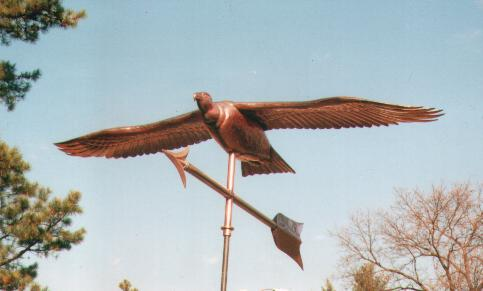 Vulture Weathervane